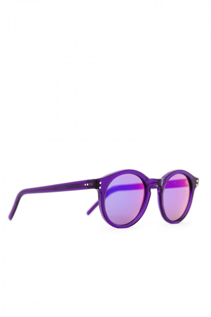 Bold Violet Plum