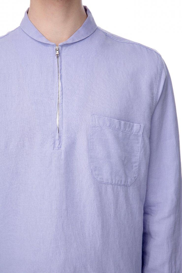 Shawl Zip Shirt