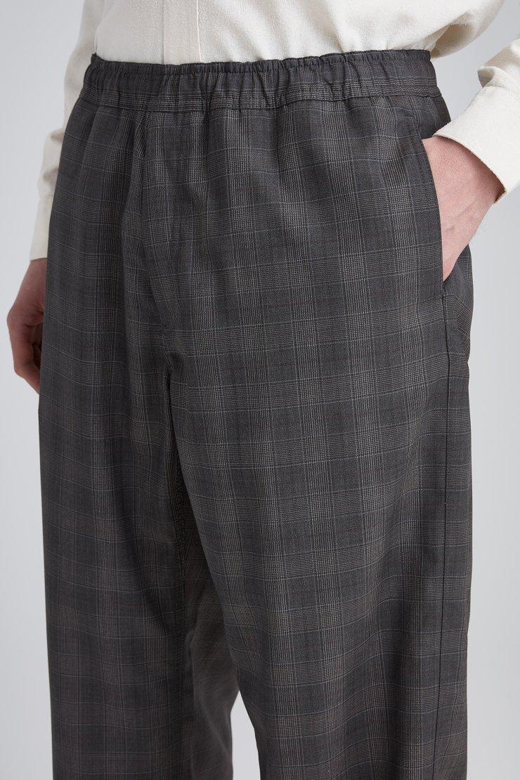 Draped Trousers